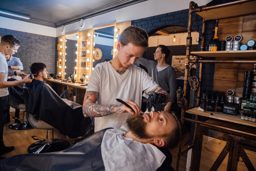 Франшиза Woodoo Barbershop